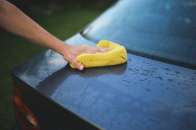 agua osmosis para lavar coche