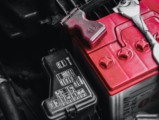 agua destilada baterías
